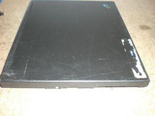 Laptop Notebook IBM ThinkPad 570 E Type 2644 DHL kostenlos