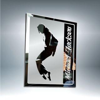 MICHAEL JACKSON Bild Motiv Wandbild Motivspiegel dvd film Poster