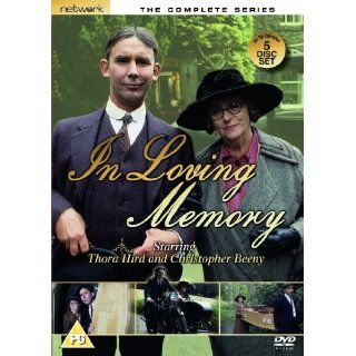 In Loving Memory   Complete Series 5 DVDs UK Import