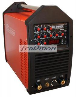 4in1 AC/DC TC 205 Puls Inverter WIG TIG E Hand Plasma