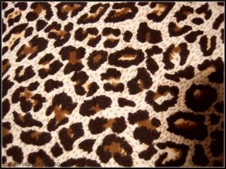 Leopard Animal Print Celebrity Style Stretchy Skinny Slim Leggings