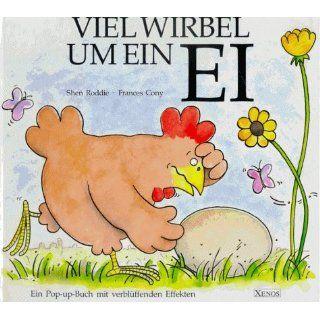 Viel Wirbel um ein Ei. Pop  Up  Buch Shen Roddie, Frances
