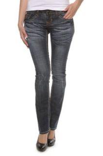 Antique Rivet Straight Leg Jeans LORIN Bekleidung