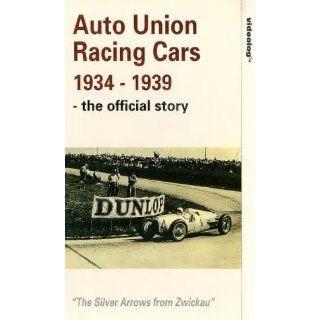 Auto Union Racing Cars 34 39 [VHS] [UK Import]: VHS
