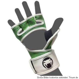 Venum MMA Gloves Handschuhe IA Skintex Leder UFC Grappling Jiu