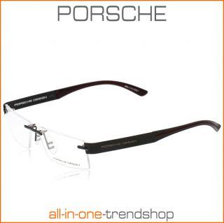 PORSCHE DESIGN BRILLE BRILLENGESTELL P8143 C UVP 370€