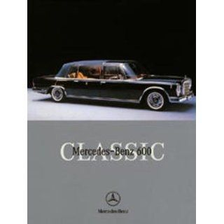 Mercedes Benz 600 Heribert Hofner Bücher