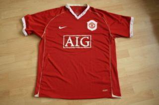Manchester United Nike Trikot Jersey Shirt 2006/07 XL #371
