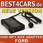 ZEMEX USB SD  AUX Interface FORD 4050 5000 6000 7000