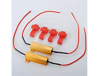 lastwiderstand LED Blinker Widerstand Indicators 50W