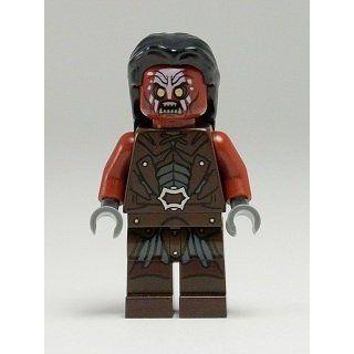 LEGO Der Herr Der Ringe Uruk hai Minifiguren Spielzeug