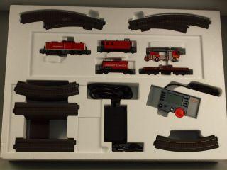 H0 29750 Startpackung FEUERWEHR mit Diesellok BR 212 DB, digital (386