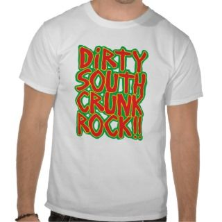 Lil Jon Dirty South Crunk Rock Bad Brains T shirt