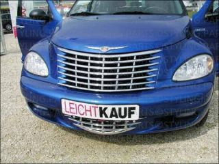 CHRYSLER PT CRUISER 2001 2006 TÜRSCHUTZ SEITENLEISTEN IN CHROM