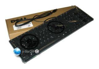 Dell KB1421 Tastatur deutsch USB 2.0 schwarz NEU 0M381H