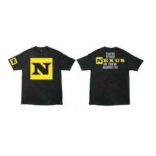 Original WWE Shirt  NEXUS  Gr. XL Spielzeug