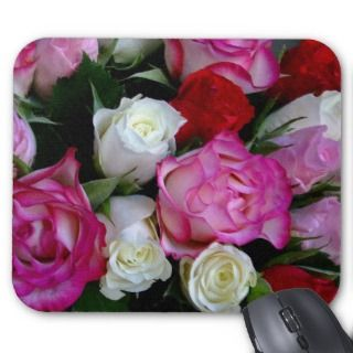Roses Happy Birthday Card