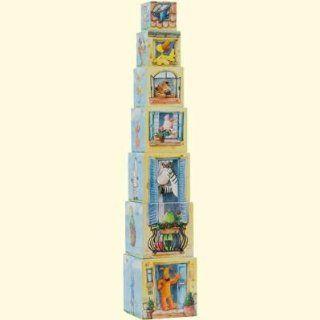20703   Die Spiegelburg   Die Lieben Sieben Stapelturm