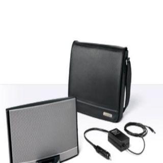 Bose Sounddock Portable + Bose Travel Bag + Soundlink KFZ Ladegerät