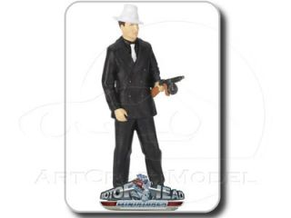 THE HEAT of Rub Out Gangster 124 Motorhead Figur Figure Figurine