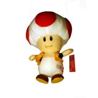 Super Mario Plüsch Toad 32cm Plüschfigur von Nintendo