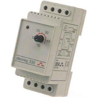 Devi Thermostat devireg 330 #113497: Elektronik