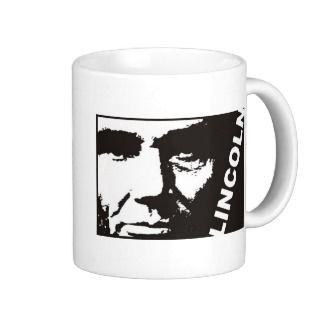 Abraham Lincoln Mugs, Abraham Lincoln Coffee Mugs, Steins & Mug