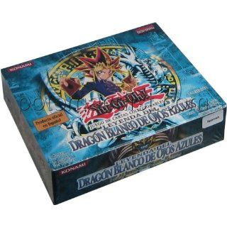 Yu Gi Oh S01 Legend of Blue Eyes White Dragon Booster Display (24
