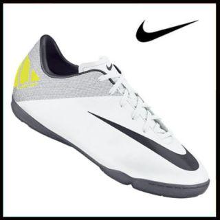 Nike Jr Mercurial Victory II IC Junior white/black 403