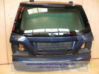 Heckklappe Blau Fiat Stilo (192) Kombi (SW)2003(403)