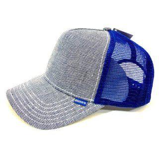 Djinns Trucker Cap HFT Mini Houndstooth blue blau Sport