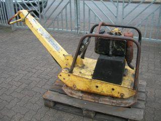 Ruettelplatte BPR 50 55 D Hatz Diesel 395 kg Bastler defekt inkl Mwst