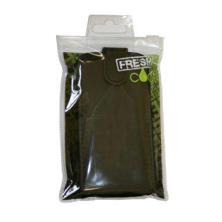 Fresh Coat Samsung Galaxy S3 Flip Case Black Soft PU Leather w