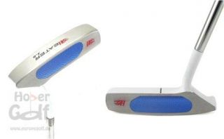 Damen Integra Heater III White Putter Blade Design