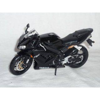 YAMAHA R1 R 1 SCHWARZ 1/12 MAISTO MOTORRADMODELLE MOTORRAD MODELL