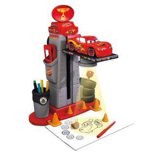 Zeichenprojektor Disney Cars Lightning McQueen Spielzeug