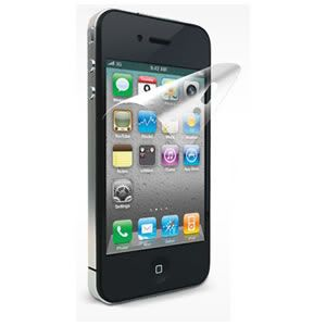 New Stylish Silicone Grip Black Case Cover For Apple iPhone 4 4S