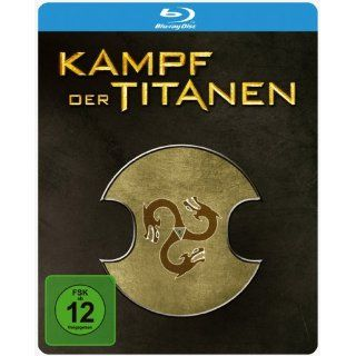 Kampf der Titanen Steelbook [Blu ray] Sam Worthington