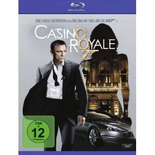 James Bond   Casino Royale [Blu ray] Daniel Craig, Eva