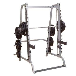 Body Solid GS348 Series 7 Smith Machine, Multipresse Sport