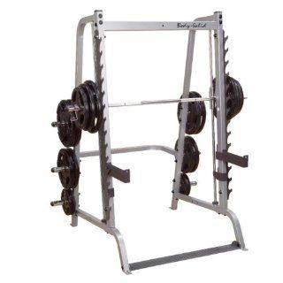 Body Solid GS348 Series 7 Smith Machine, Multipresse Sport
