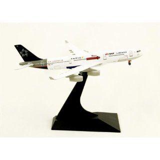 Airbus A340 200 Lufthansa 1:400: Spielzeug