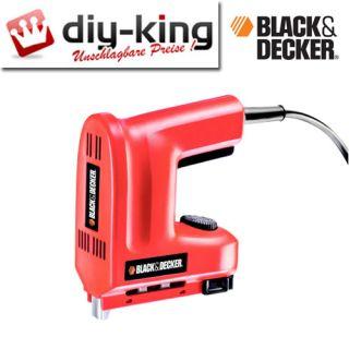 Black & Decker Elektro Tacker Elektrotacker 1.500W   KX418E   NEU+OVP