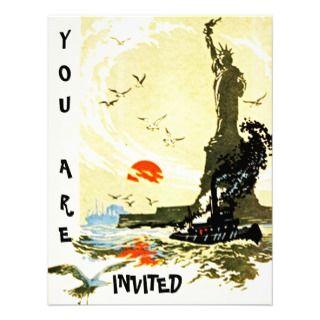 TOGA PARTY INVITATION INVITE w/ GREEK GOD GODDESS
