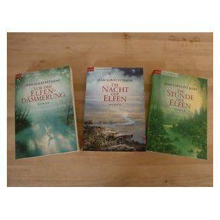 Elfen Trilogie (3 Bände Vor der Elfendämmerung   Die Nacht der