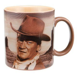 355ml Tasse John Wayne A man got to do Küche