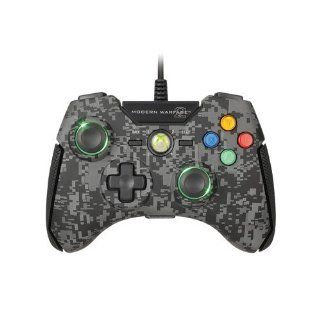 Xbox 360   Controller Call of Duty   Modern Warfare 2 Black
