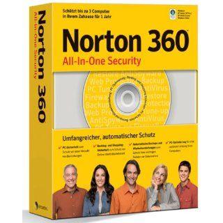 Norton 360 5 User Software