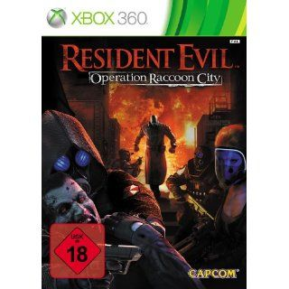 Resident Evil   Operation Raccoon City Xbox 360 Games