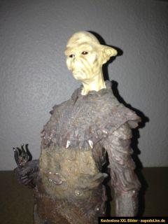 SIDESHOW WETA Herr der Ringe Pitmaster ORC Statue Figur limitiert Lord